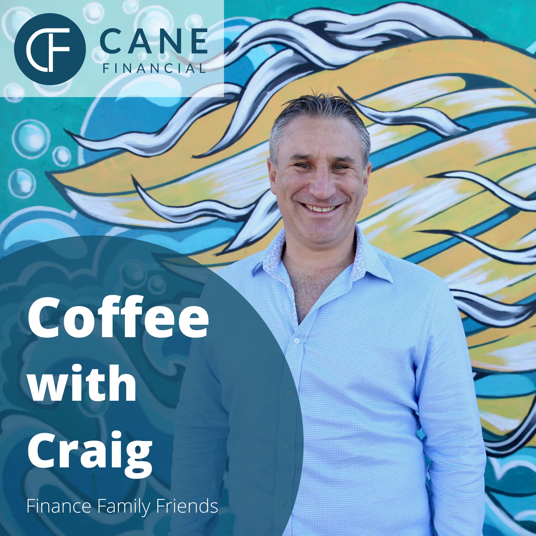 Coffee with Craig Logo